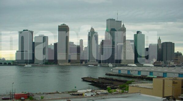 World Trade Center before!(Pic copyright of Manfong)